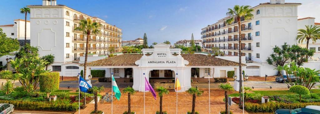 H10 Andalucia Plaza 4*, Puerto Banus