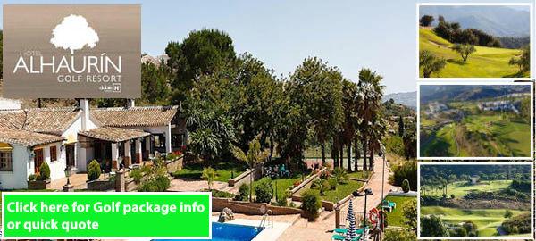 Hotel Alhaurin Golf Resort