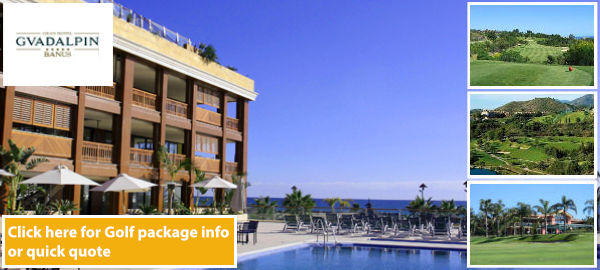Hotel Guardalpin banus