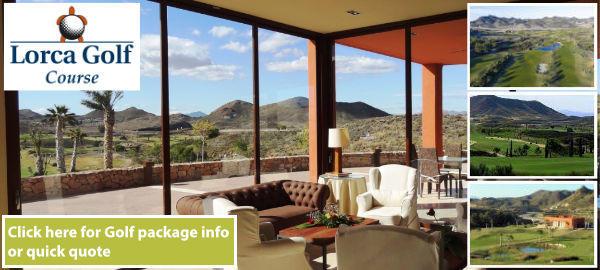 Lorca Golf & Aguilas de los Collados Apartments