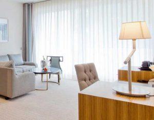 Los Monteros, hotel room