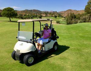 Los Monteros, Golf Course Heidi Magnethi Dalgaard
