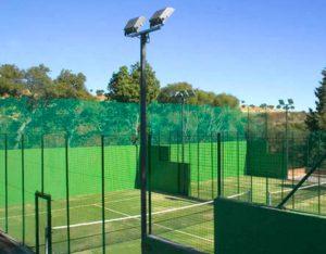 hotel tennis