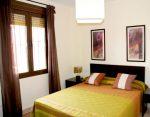 Resort apartment bedroom