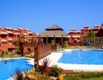 Resort outdoor pool