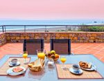 Apartments beach terrace