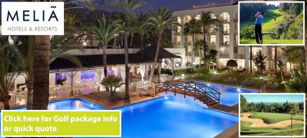 Short stay hotel melia