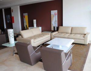 apartments lobby