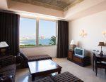 Hotel livingroom