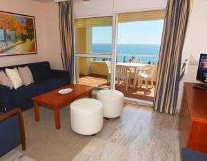 Apartments living room