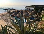 Beach reasturant