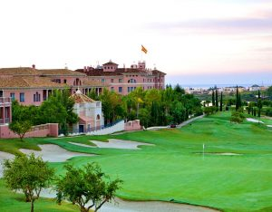 Hotel Golf view