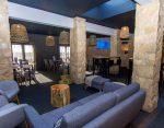 Residence lounge area