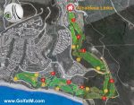 Alcaidesa Links Golf Map