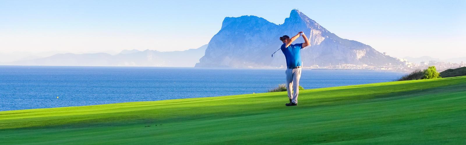 Golf Alcaidesa Links Spain