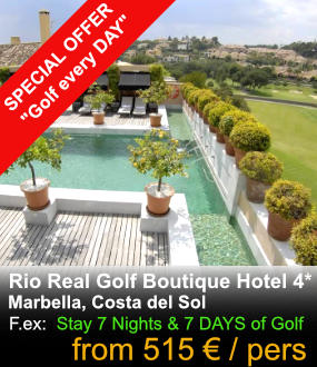 Rio Real Special Offer