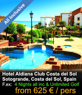 Hotel Aldiana Club Costa del Sol