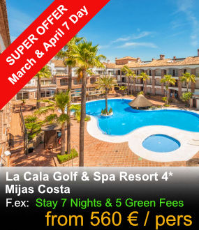 La Cala Golf & Spa Resort