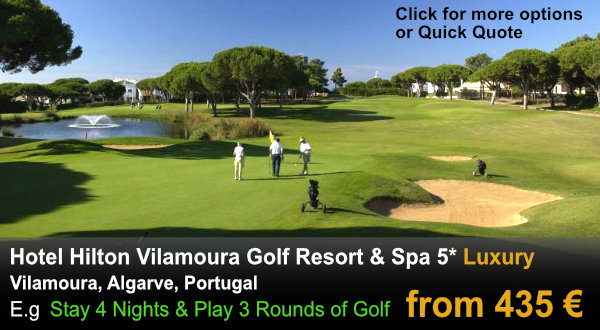 Hilton Vilamoura Golf Resort