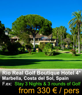 Rio Real Golf Boutique Hotel Marbella