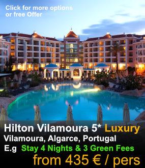 Hotel Vilamoura Golf Resort