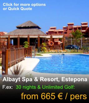 Albayt Spa & Resort