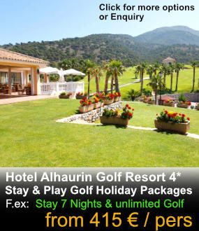 Golr resort