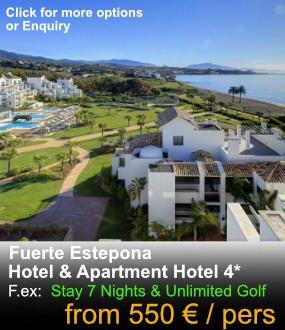 Hotel apartment aerial view