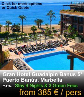 single product small Gran Hotel Guadalpin