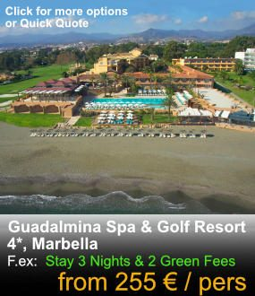 single product small Guadalmina Spa & Golf Resort