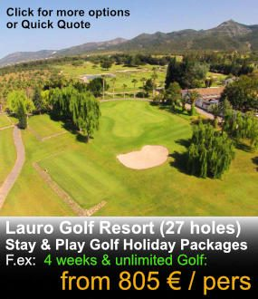 single product small Lauro Golf